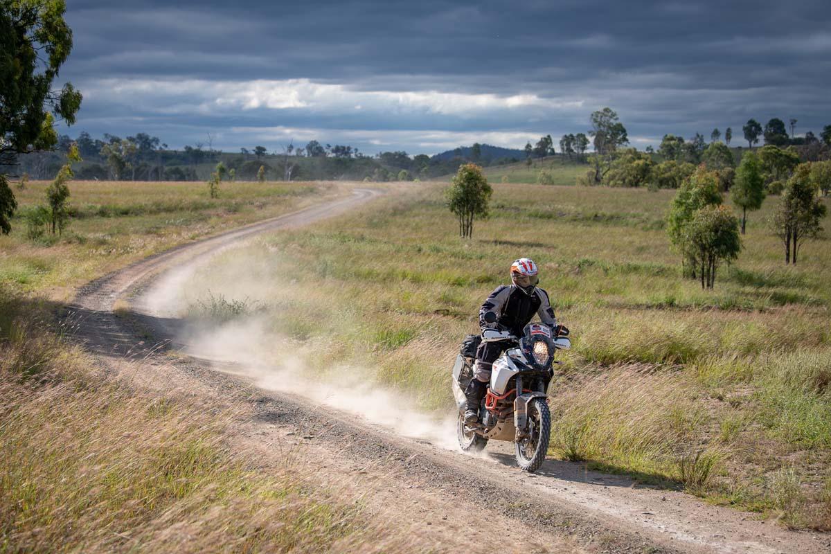 REPORT – 2021 KTM Aus Adventure Rallye: QLD Ranges