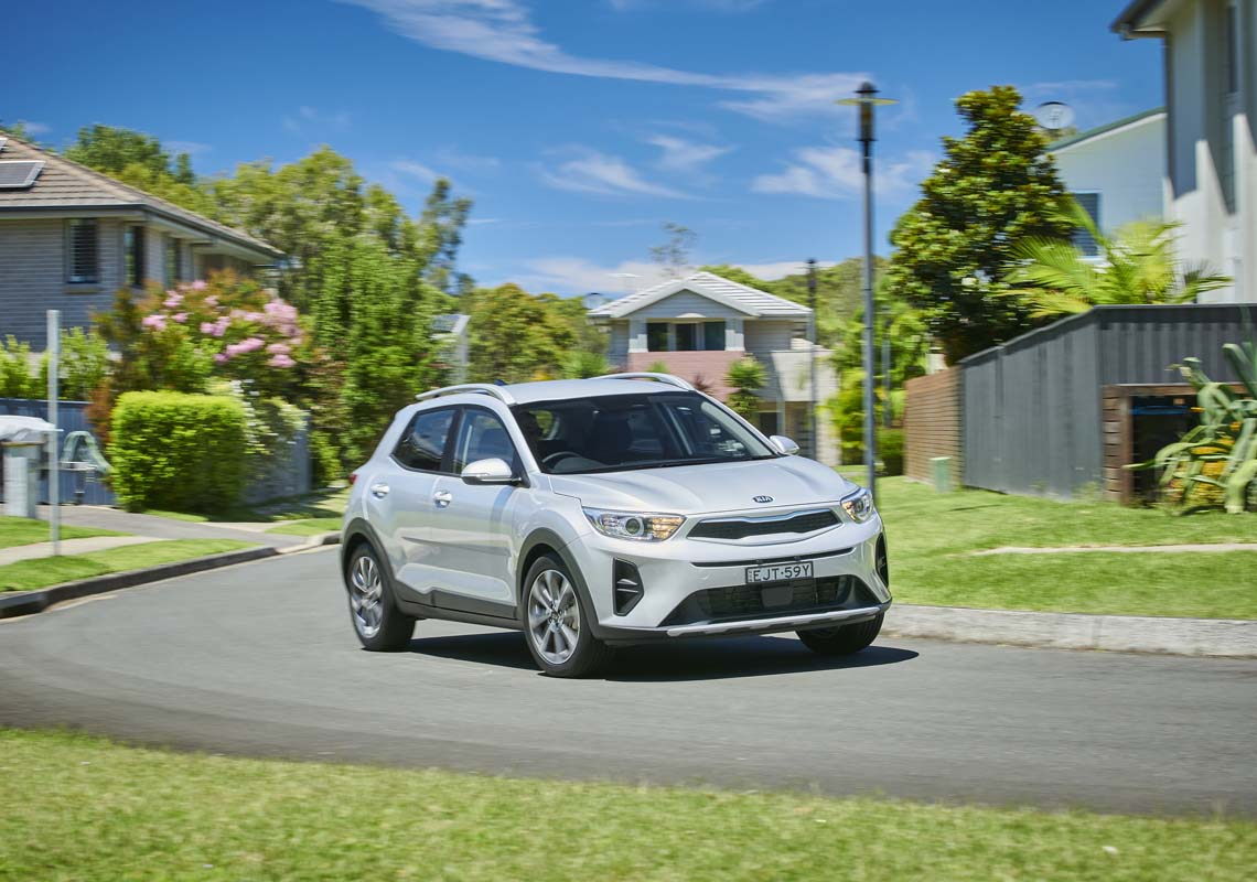  REVIEW – 2021 KIA STONIC [Click and drag to move] 