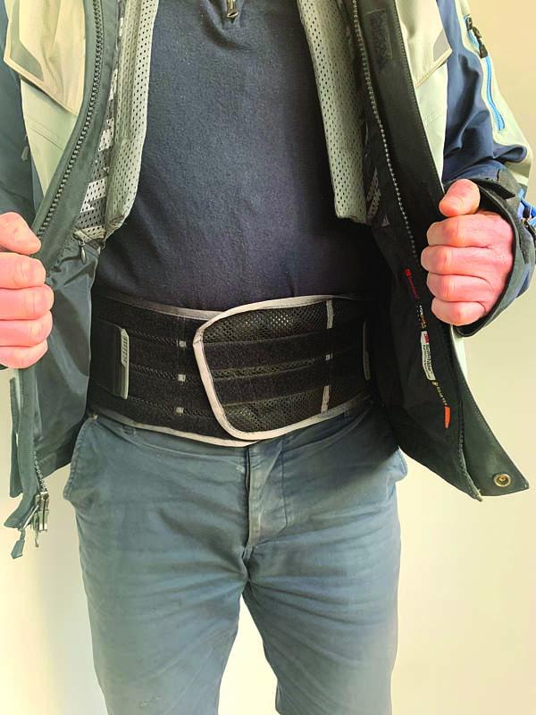 GEAR ON TEST - Klim Badlands Pro jacket