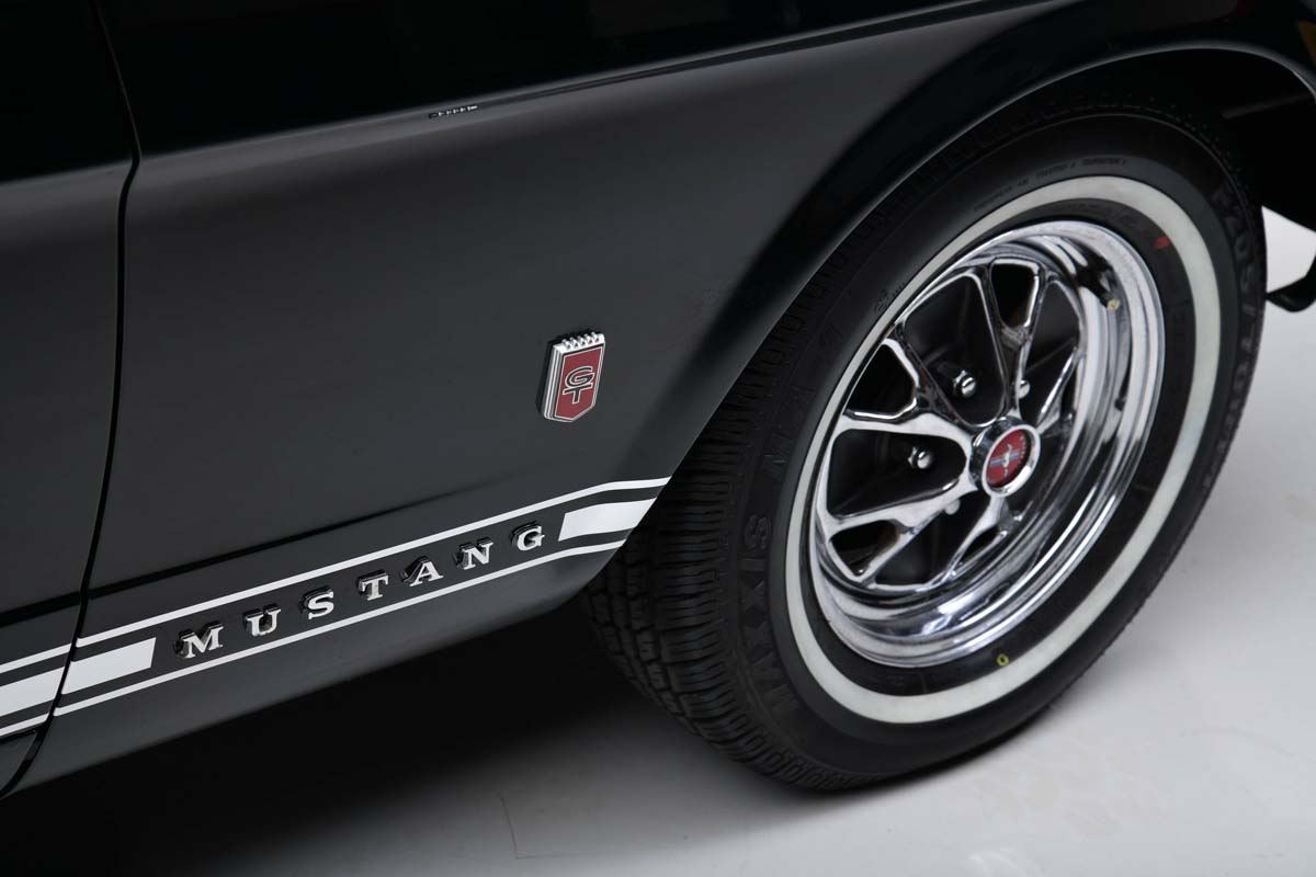 Henry Ford II's Mustang goes to auction