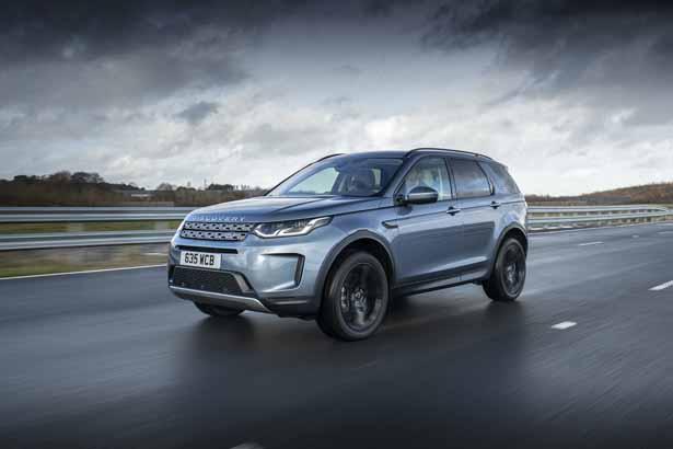 Land Rover PHEVs