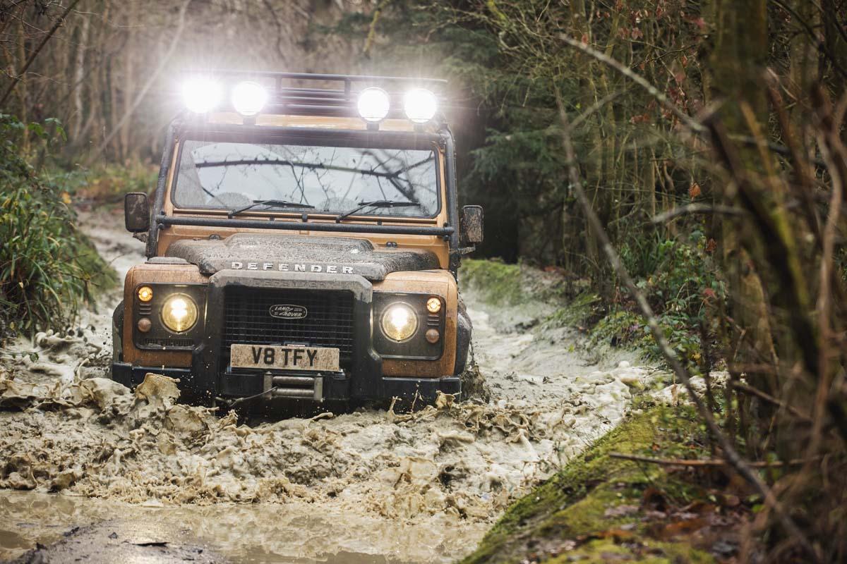 FEATURE - Land Rover Defender Works V8 Trophy