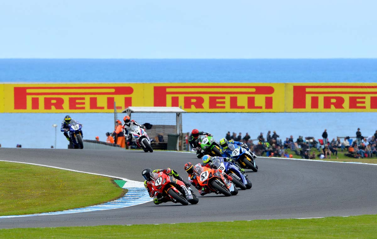Supercars, Superbikes to combine for Phillip Island even