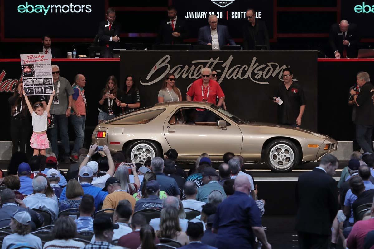 Risky' Business' Porsche auctioned for US$1.98 million