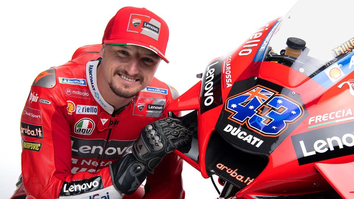 2021 Ducati MotoGP team unveiled