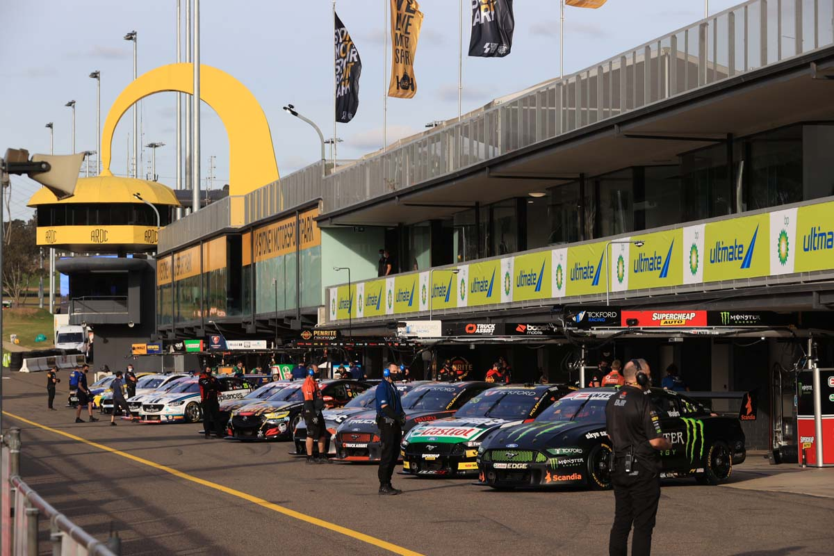 Supercars to reboot 2021 season with Sydney-centric calendar