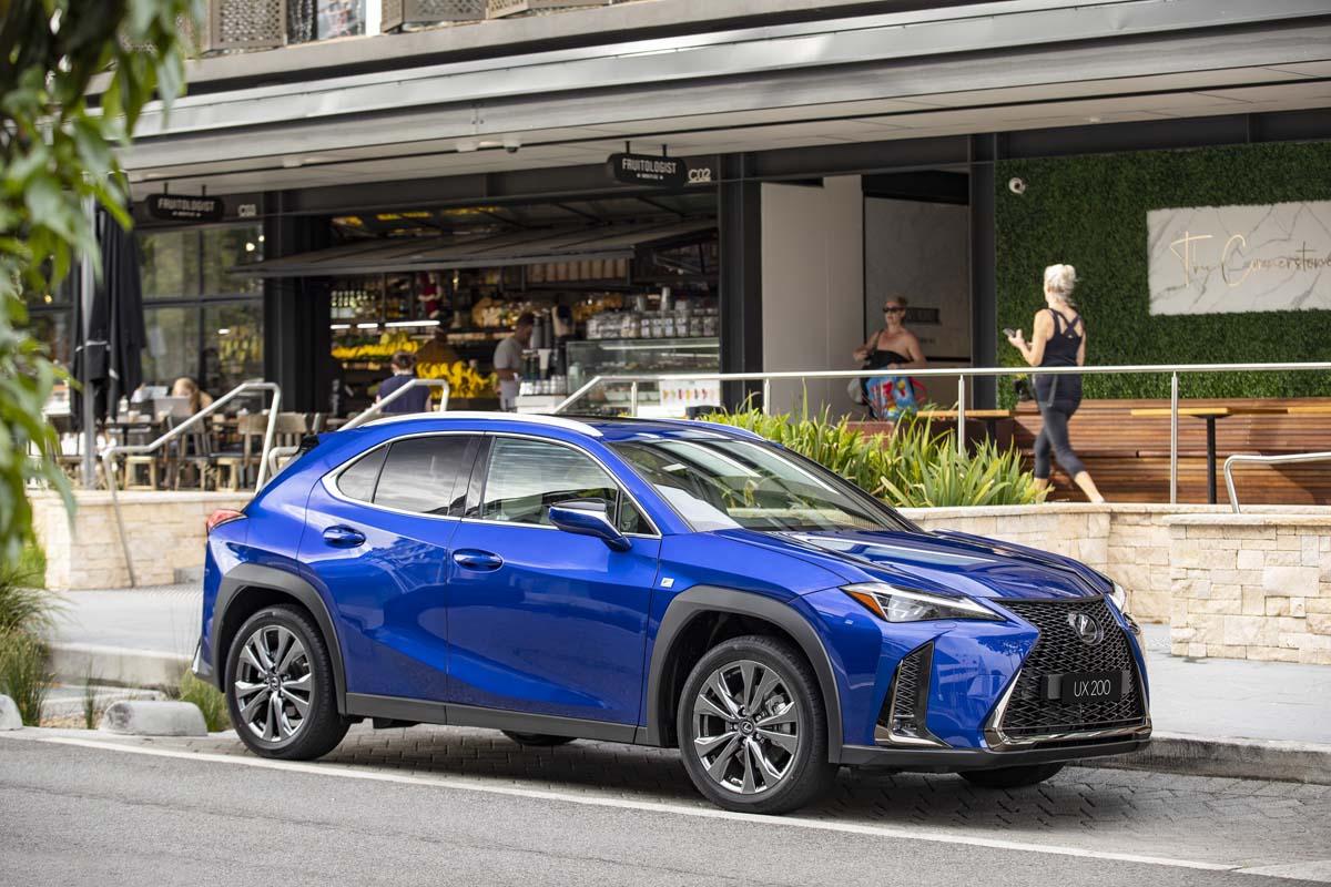 Lexus reaches 5 million SUV sales