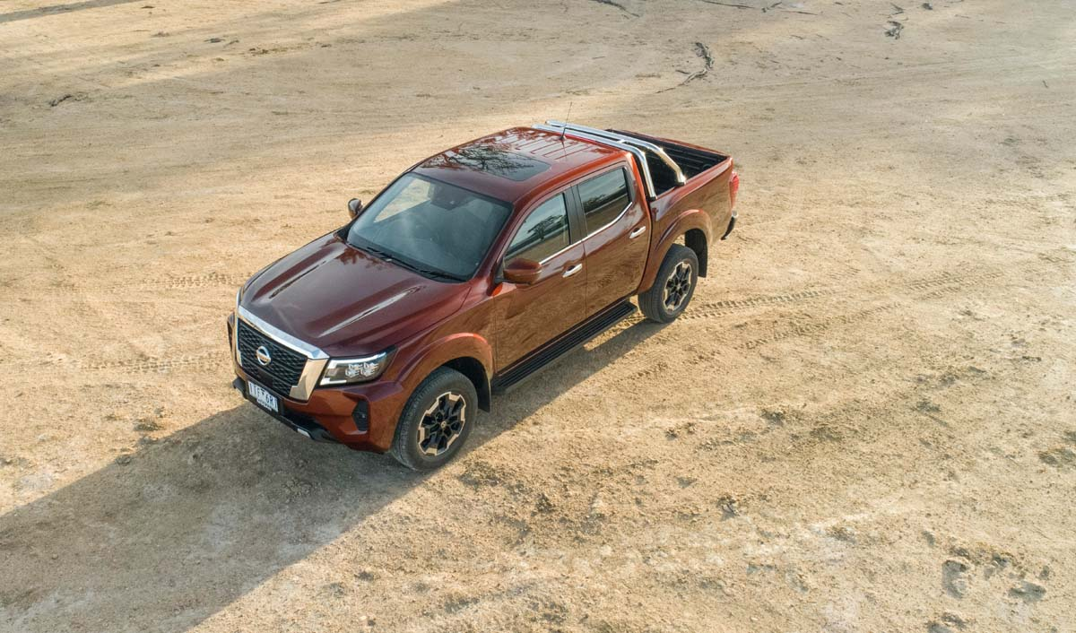 REVIEW – 2021 NISSAN NAVARA