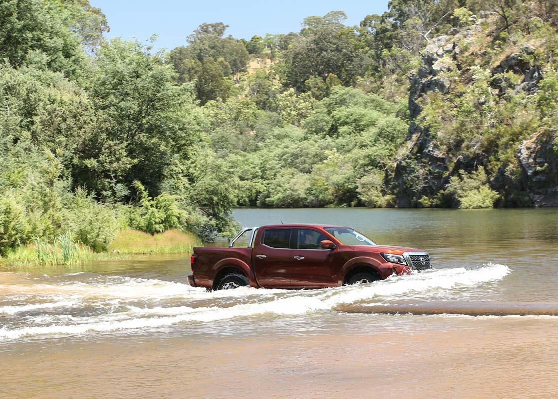 ​ REVIEW – 2021 NISSAN NAVARA [Click and drag to move] ​