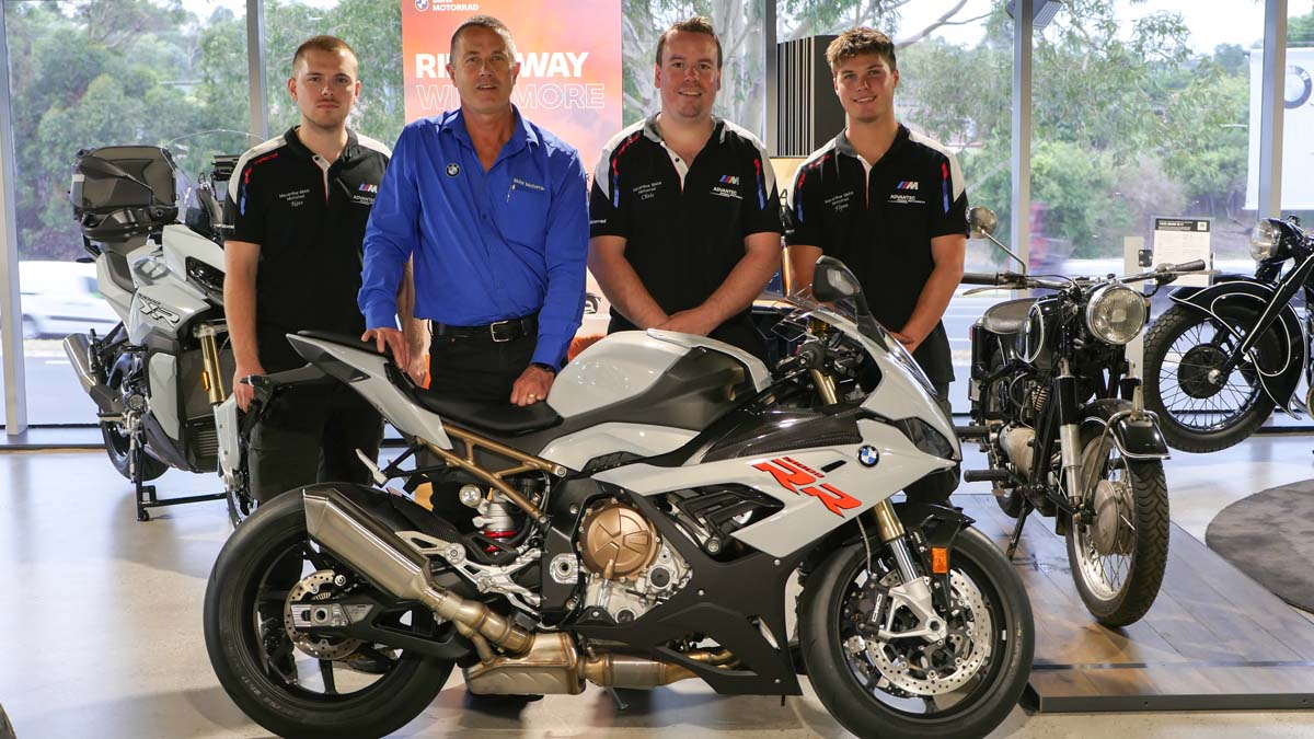 BMW Motorrad announce 2020 dealers of the year