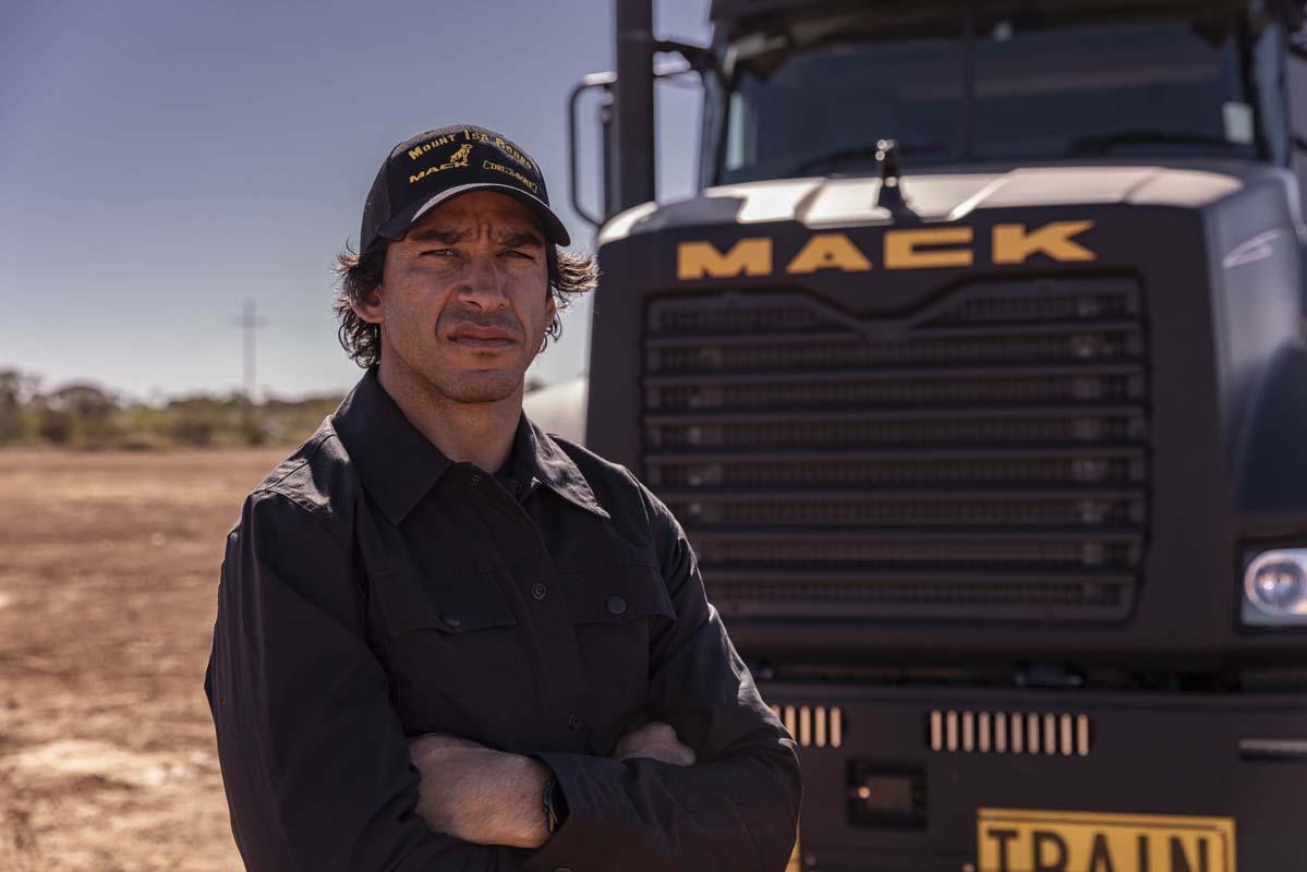 Mack Trucks and Drizabone