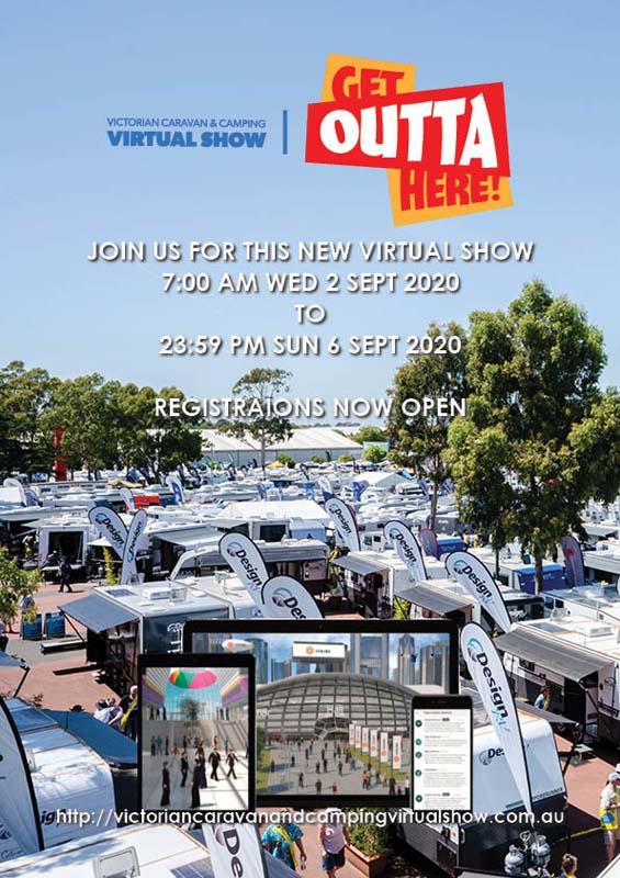 Victorian Caravan and Caping Virtual Show