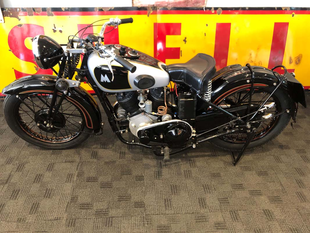 FEATURE - 1937 Matchless Model X