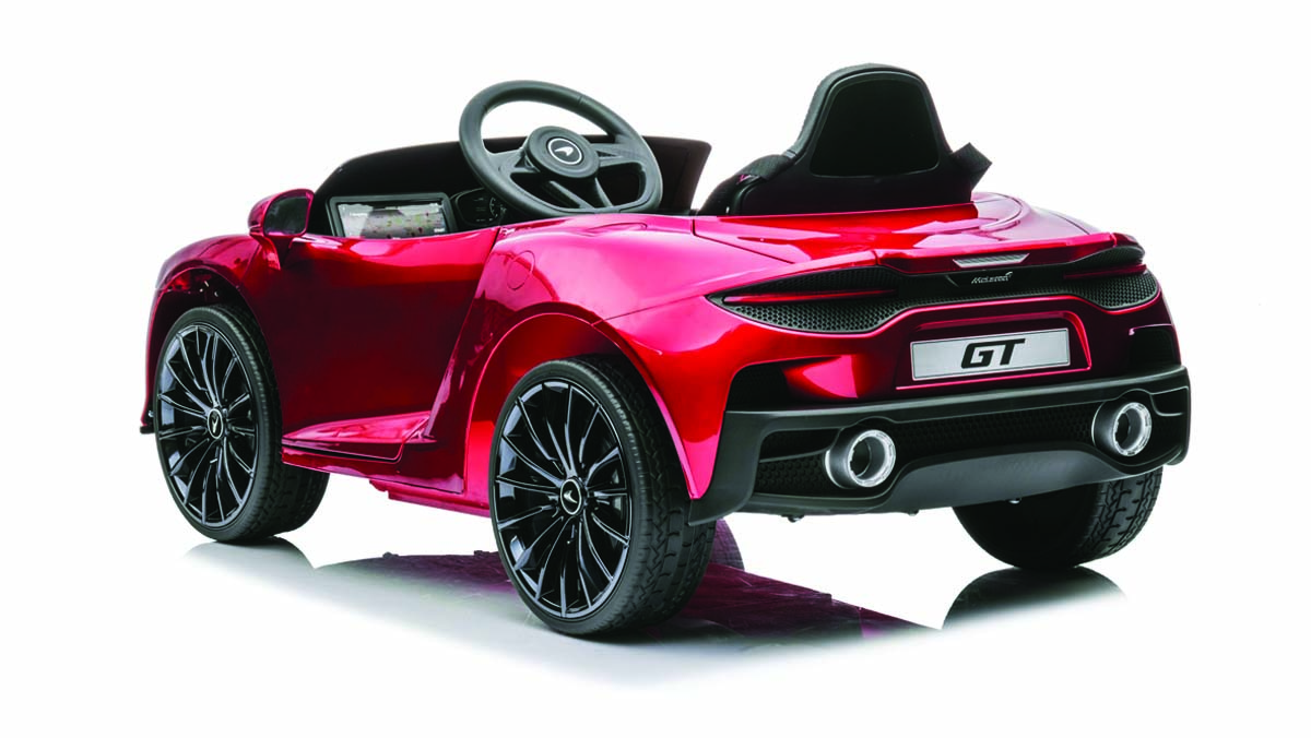 TECH - McLaren electric ride-on for kids