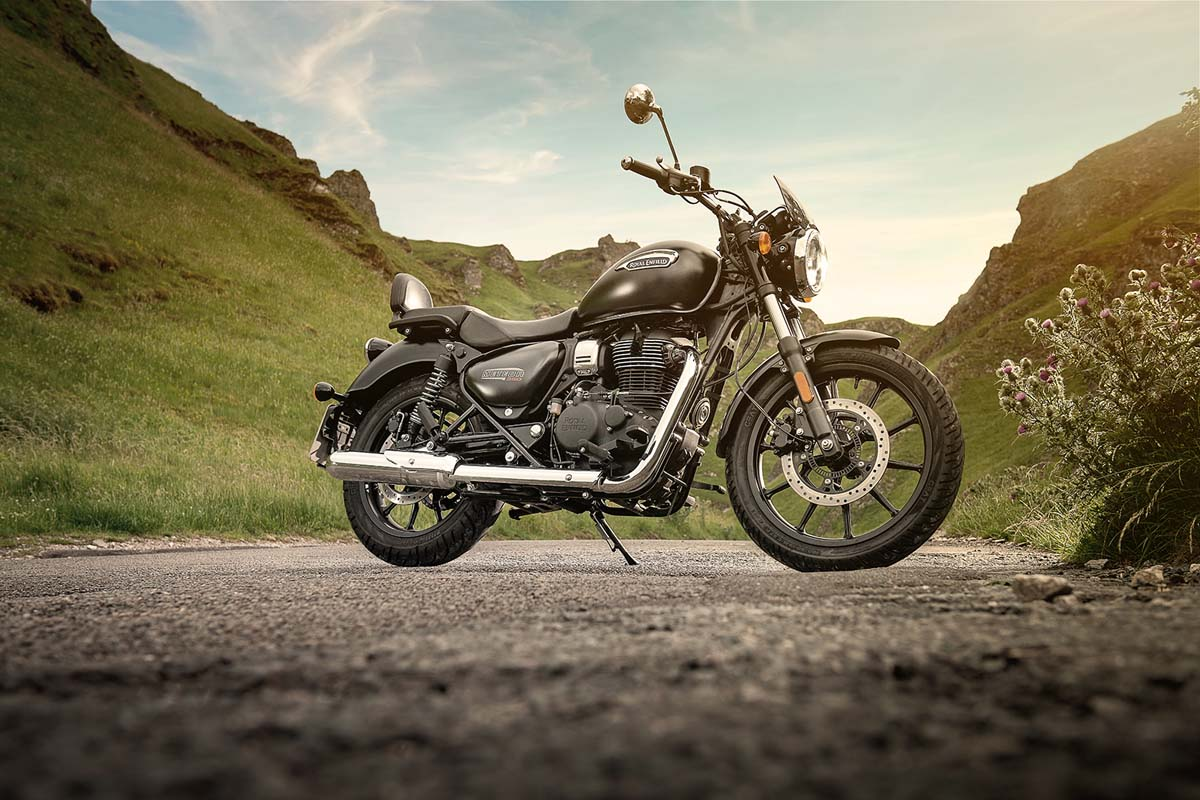 Royal Enfield releases 'Meteor 350'