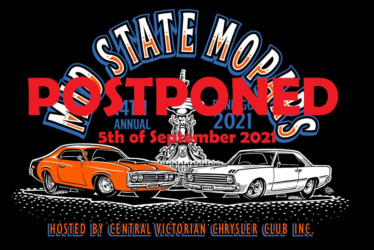 021 Midstate Mopars cancelled