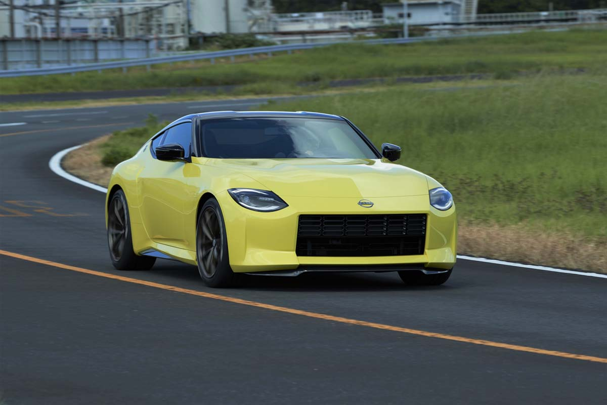 Countdown on for new Nissan Z reveal