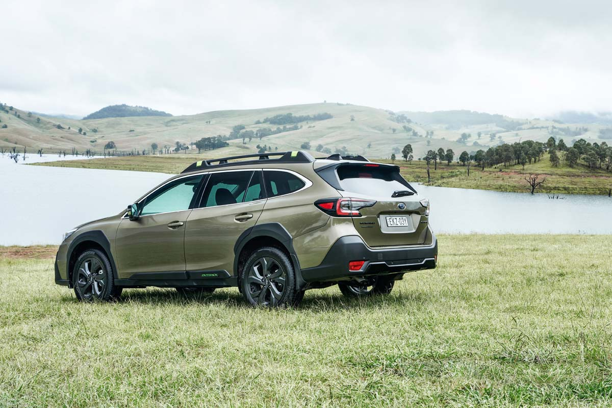 FEATURE – 2021 Subaru Outback range