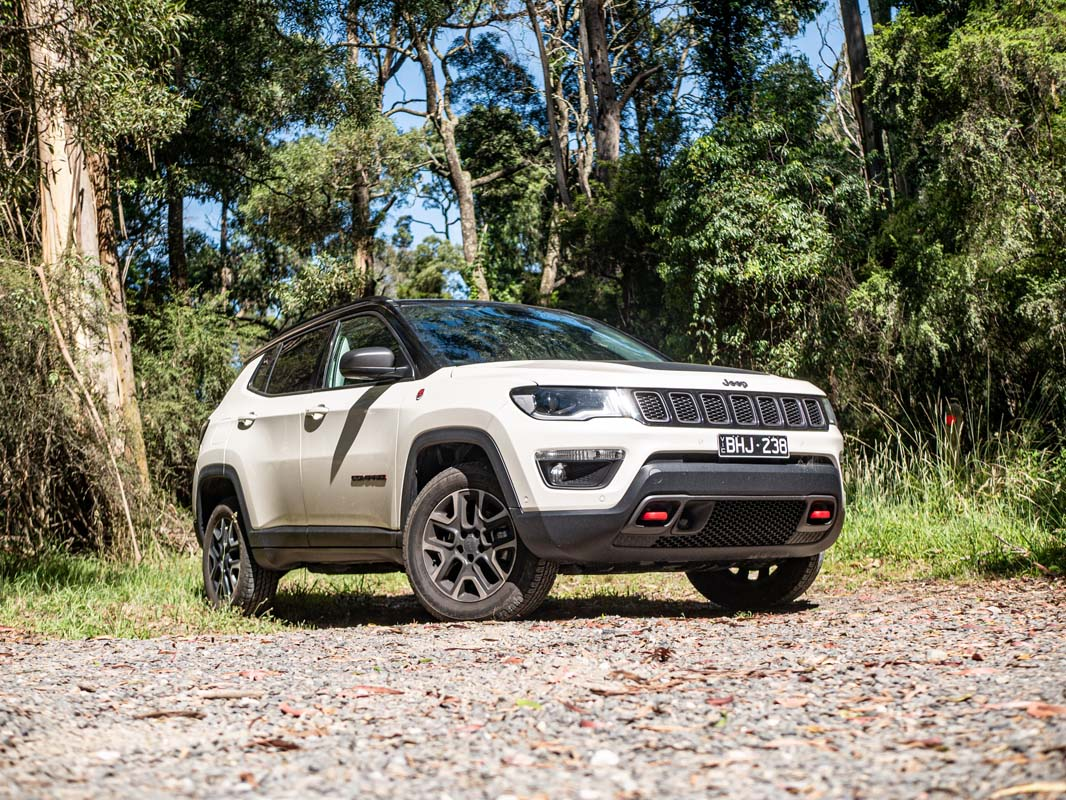 REVIEW – 2021 JEEP COMPASS TRAILHAWK