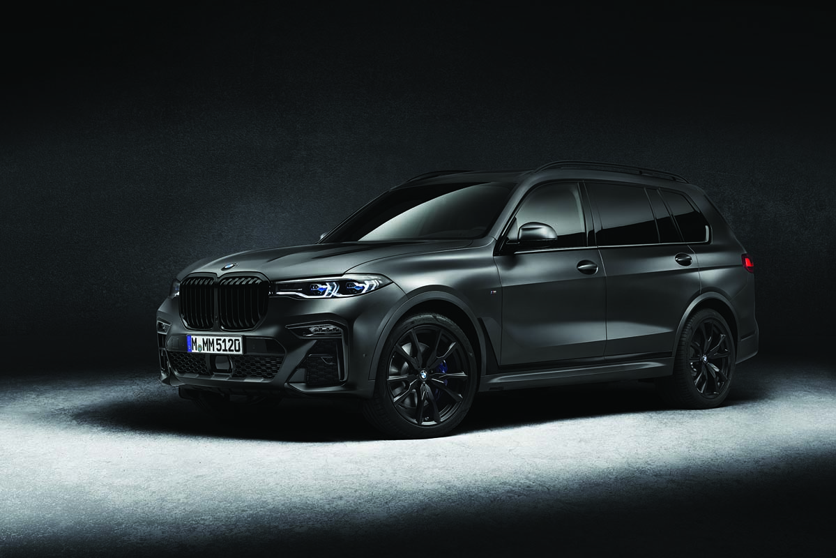BMW confirms 'Dark Shadow' X7 for Australia