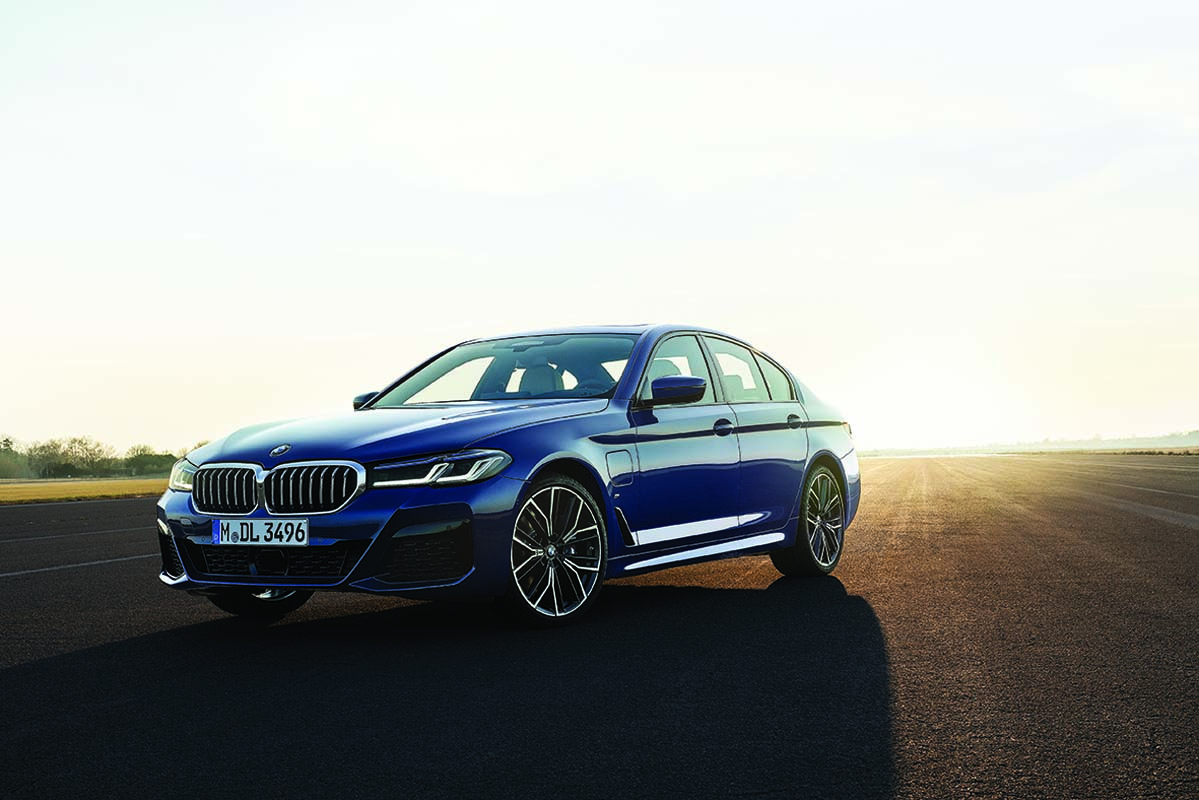 REVIEW – BMW 530D
