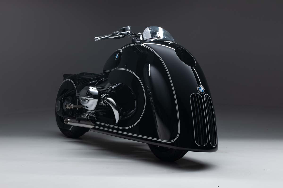FEATURE - Kingston Custom BMW R 18