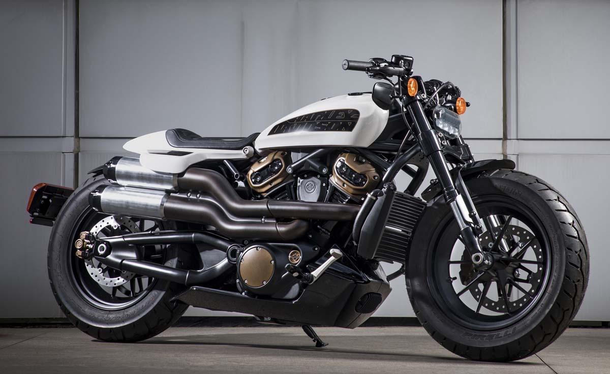 Harley-Davidson Sportster is reborn