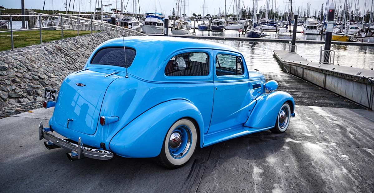 FEATURE – 1937 Chevrolet Town Sedan