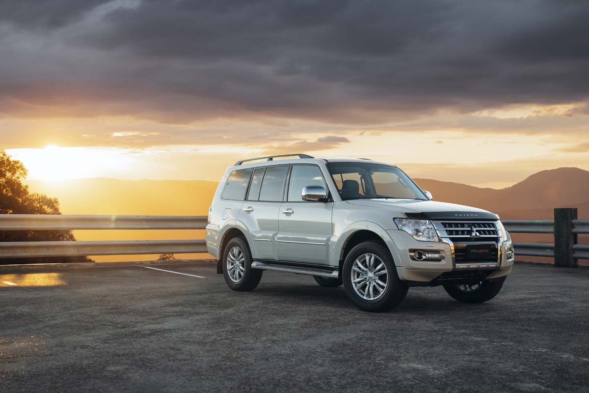 Pajero bows out with 'Final Edition'