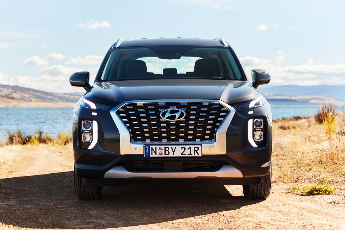 Hyundai Palisade arrives