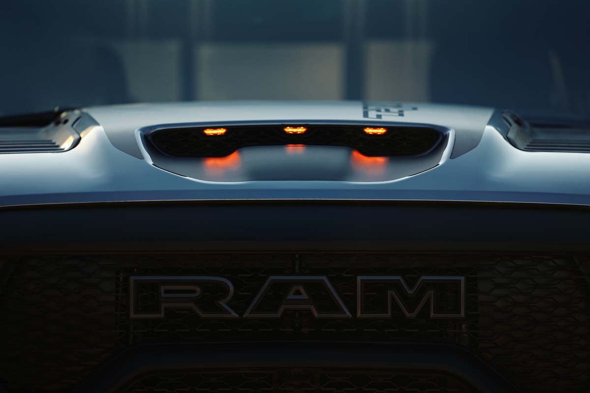 FEATURE – 2021 RAM 1500 TRX