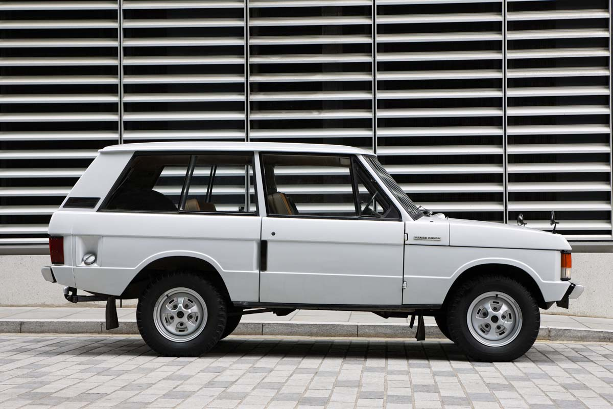 ​ FEATURE – Range Rover early historyRange Rover early history [Click and drag to move] ​