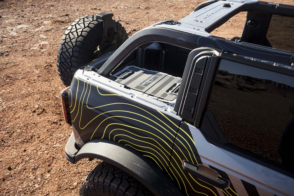 FEATURE – Ford Bronco Badlands by RTR Vehicles