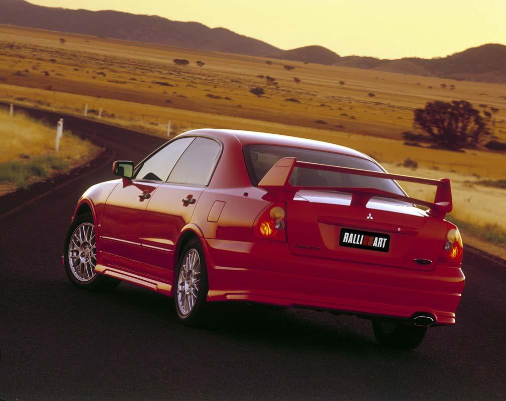 Mitsubishi to revive Ralliart brand