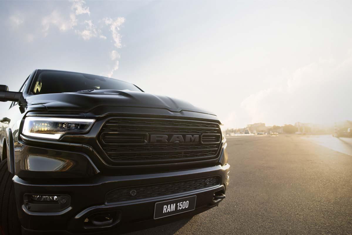 RAM 1500 Limited released in Australia