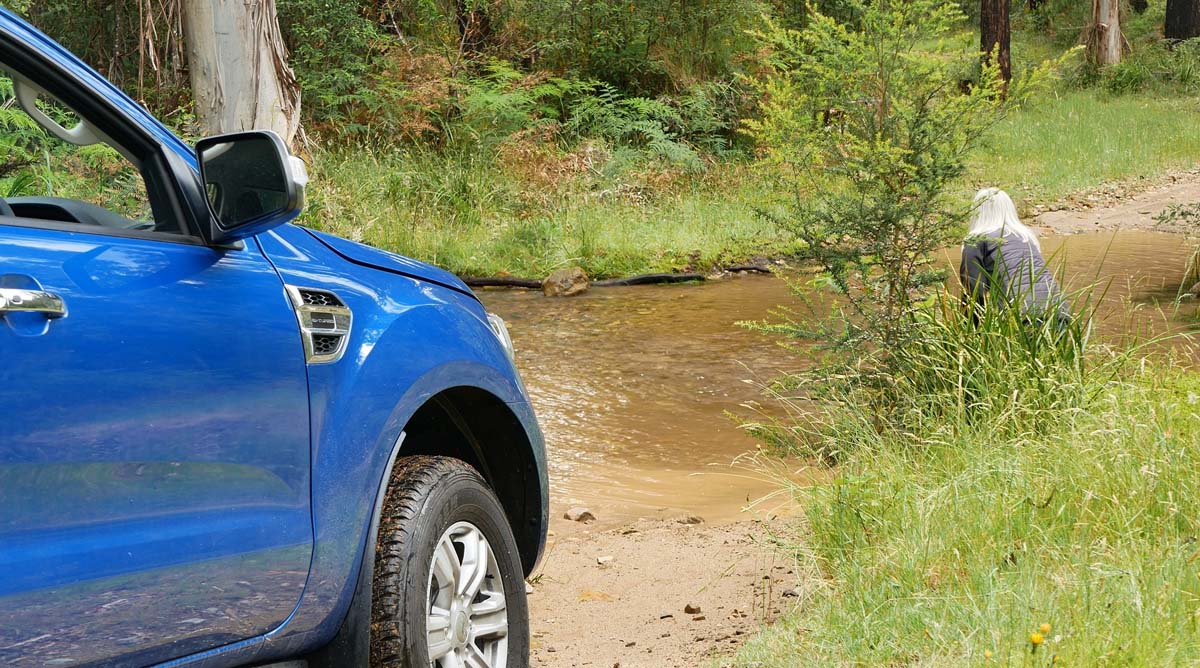 ADVICE – WATER CROSSINGS MADE EASY