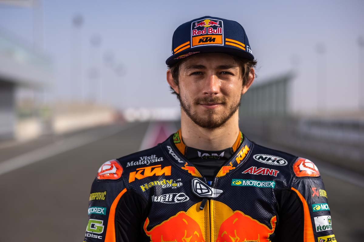 Remy Gardner secures MotoGP ride for 2022