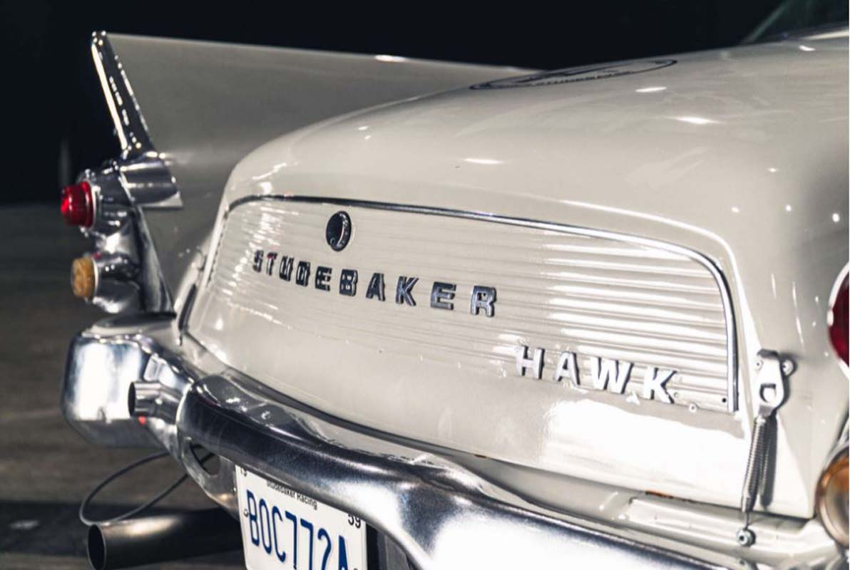 Race Ready Studebaker to be auctioned in UK
