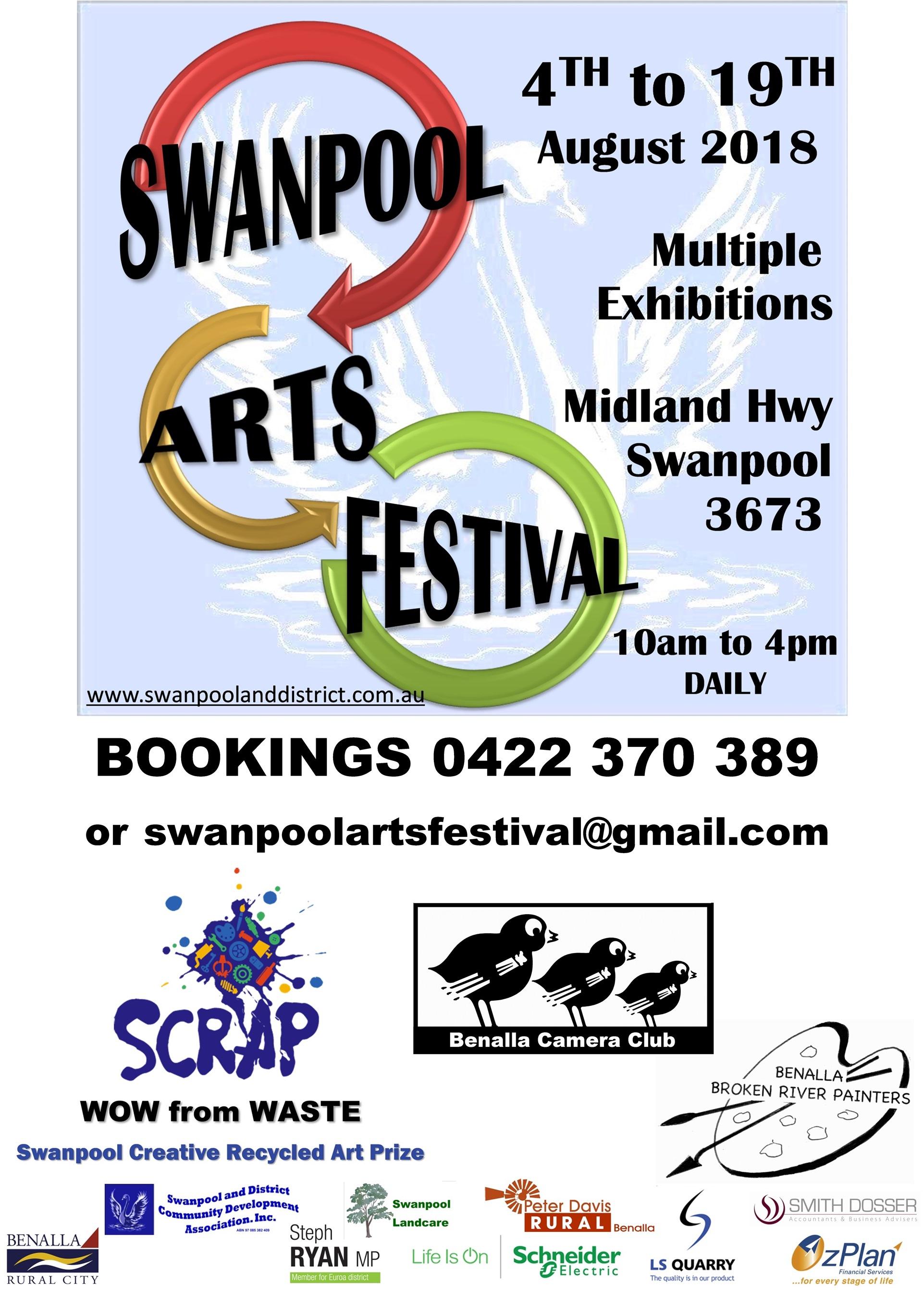 Swanpool Art