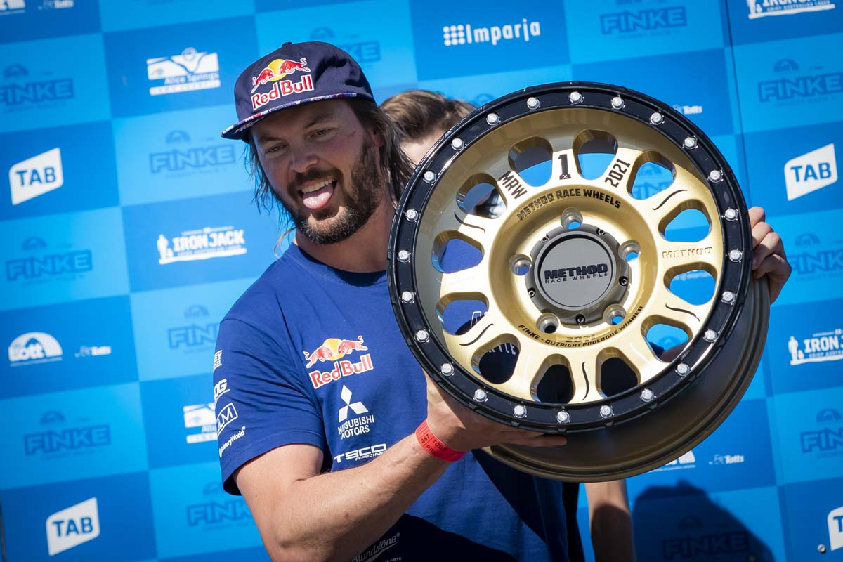 Toby Price win 2021 Finke Desert Race