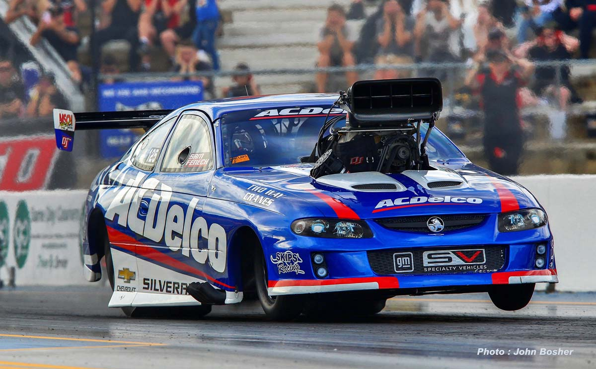 ACDelco team aiming for victory at Winternats