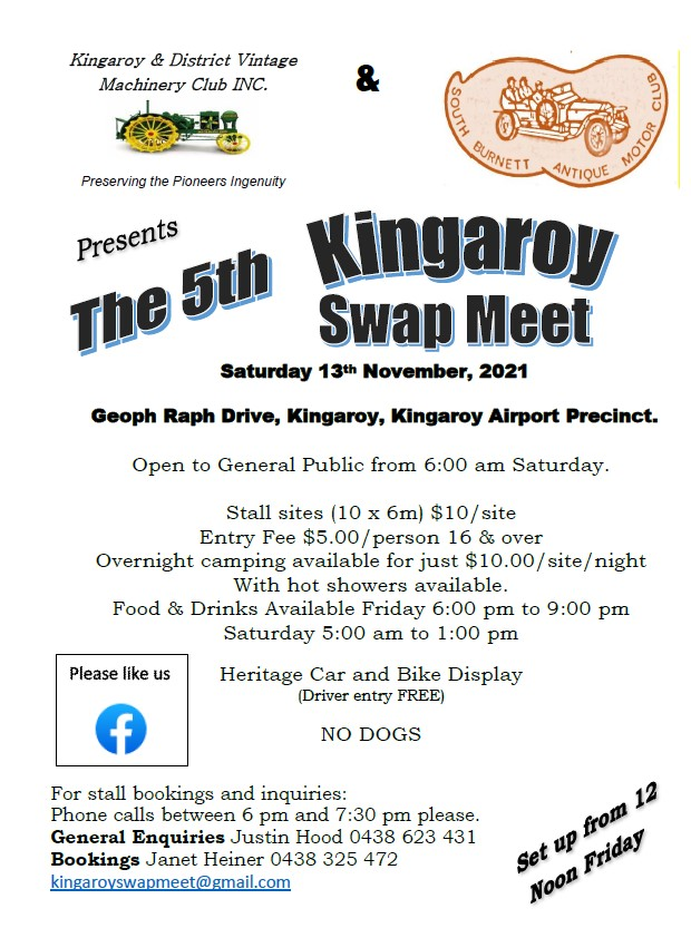 kingaroy swap meet