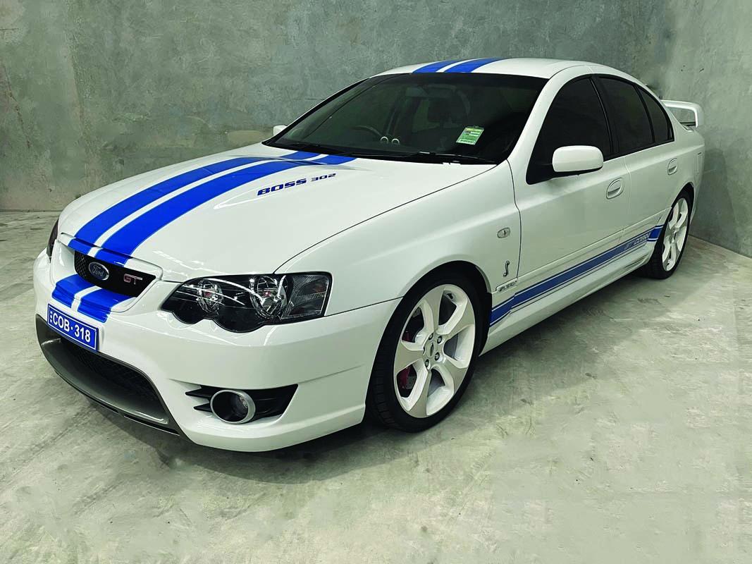 FEATURE - 2007 FPV Cobra sedan and ute