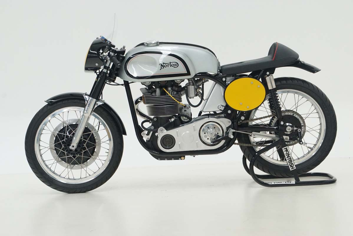 Manx Norton top seller at Shannons Autumn Auction