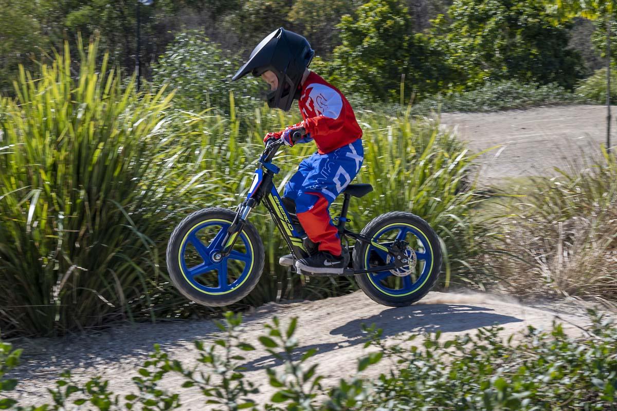 Sherco expands kids' balance bike range