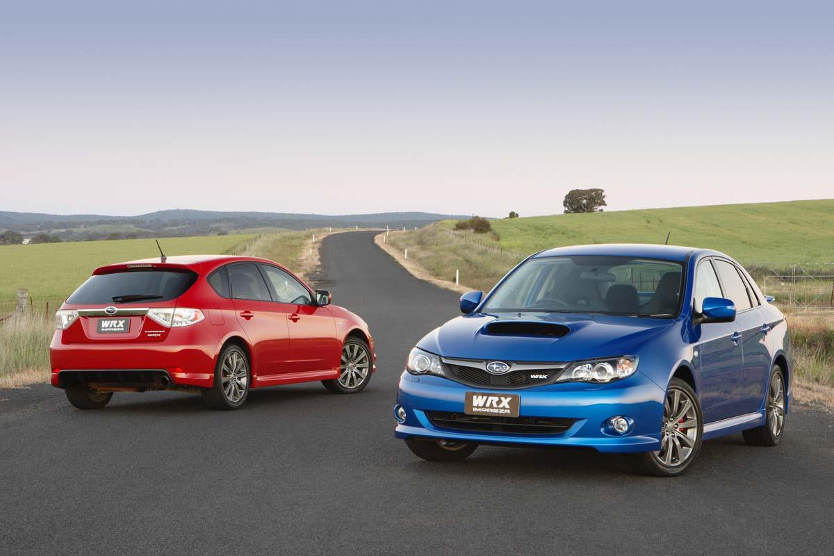 Subaru celebrates 50,000 WRX sales