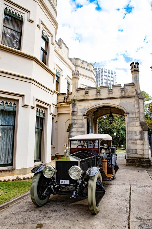 REPORT - 2020 AXA Sydney Harbour Concours d'Elegance