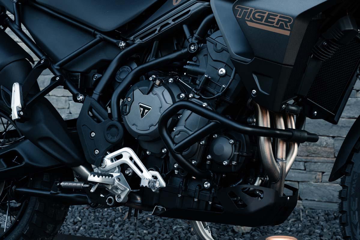 Triumph release 'Bond Edition' Tiger 900