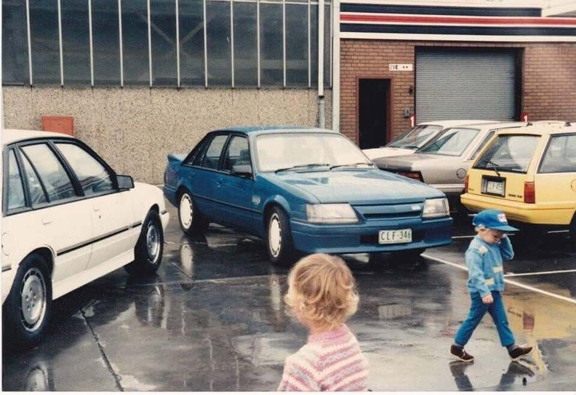 Brock's Own' HDT Commodore auctioned for over $1 million