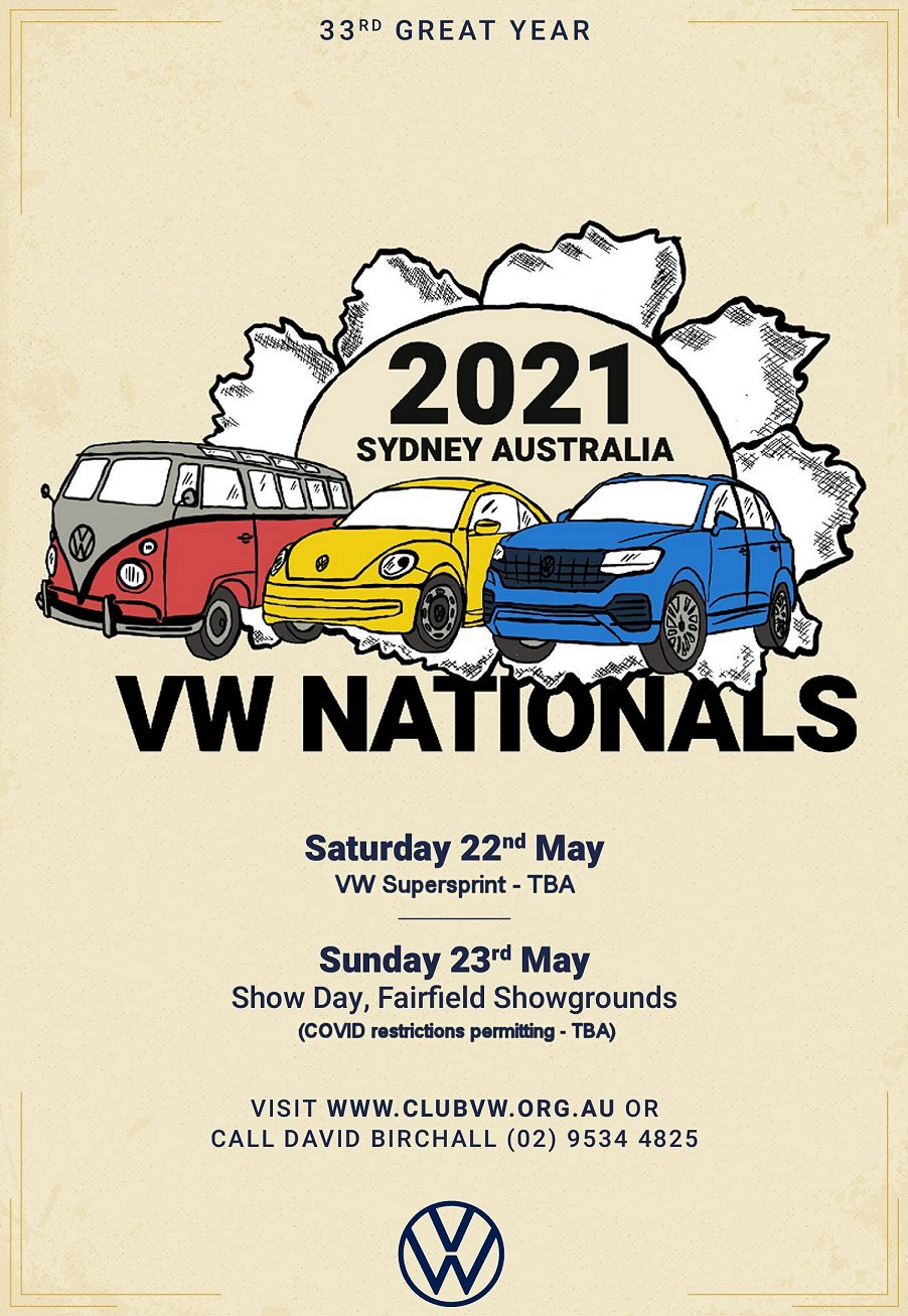 VW Nationals 2021